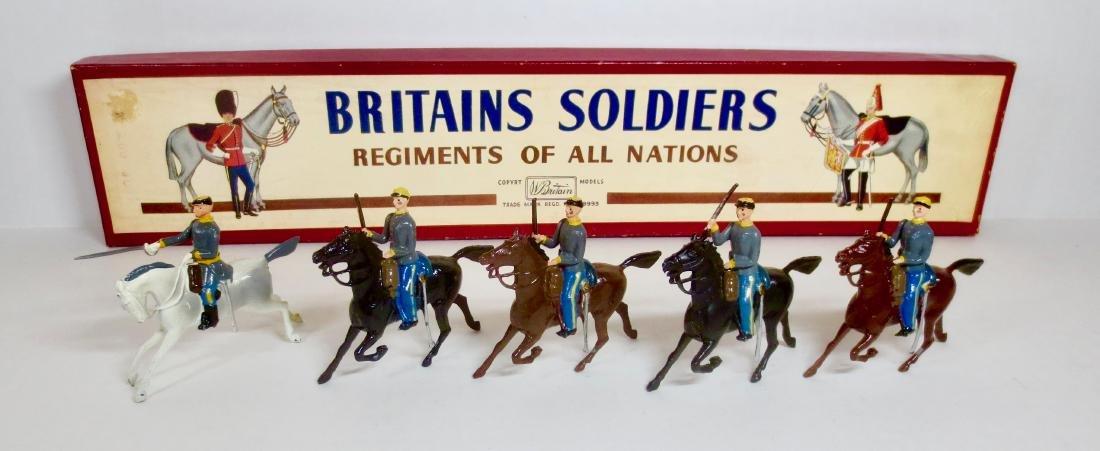 Britains Set #2055 Confederate Cavalry