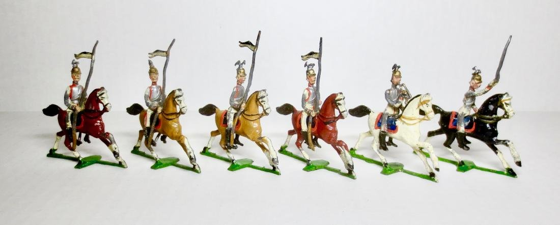 Hans Dorfler Mounted Lancers