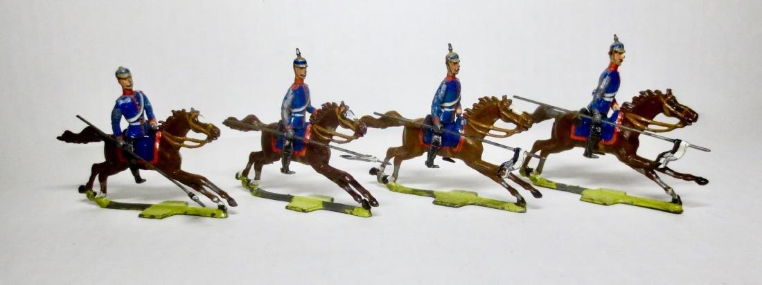 Heyde Mounted Lancers
