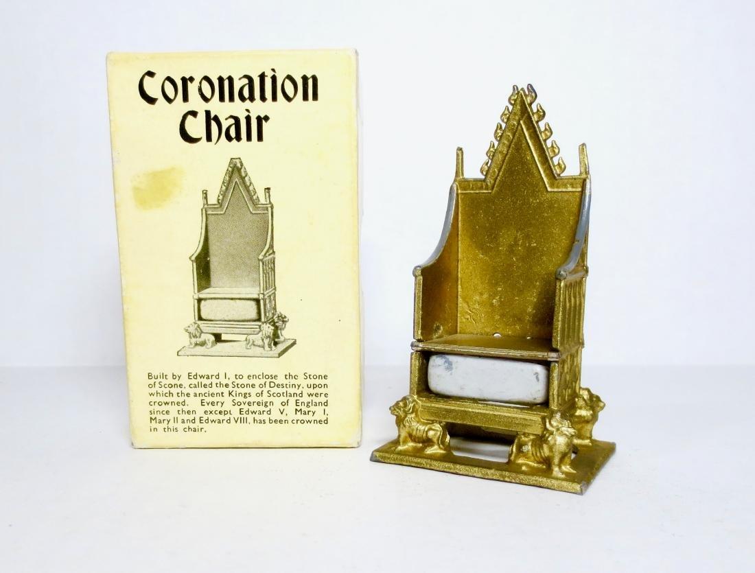 Britains #86D Coronation Chair