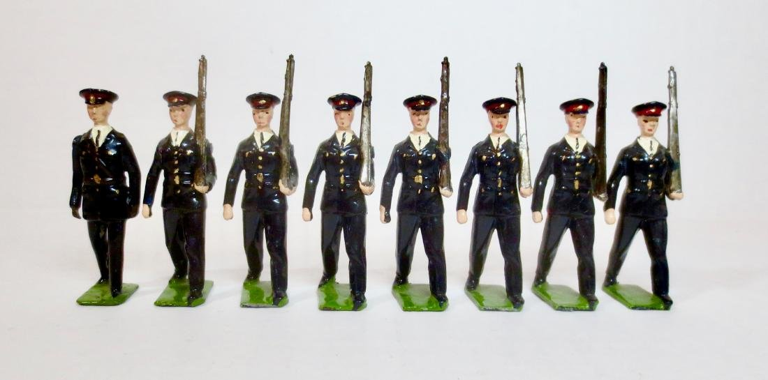 Britains Set #2030 Australian Infantry