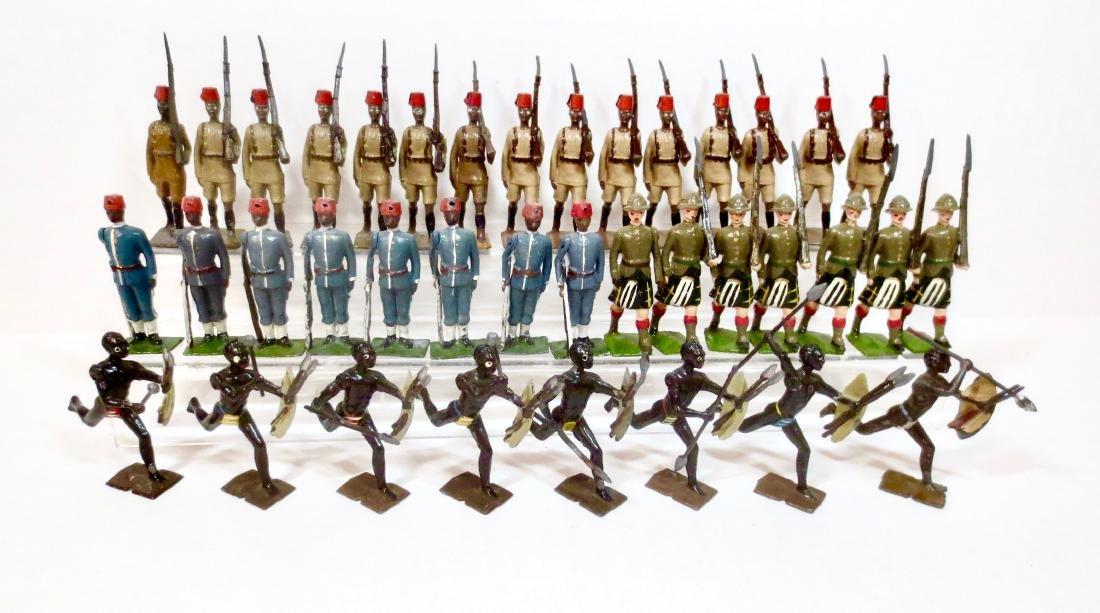 Britains Huge African Armies Assortment