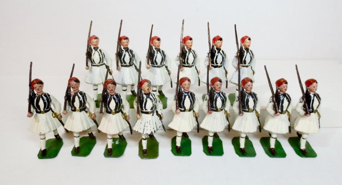 Britains From Set #196 Greek Evzones