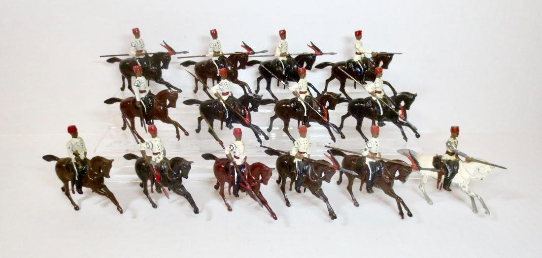 Britains From Set #115 Egyptian Cavalry