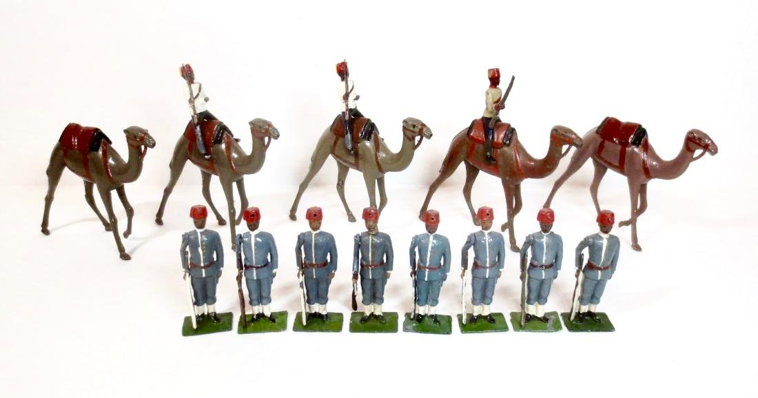 Britains Egyptian Assortment From #147 & #48