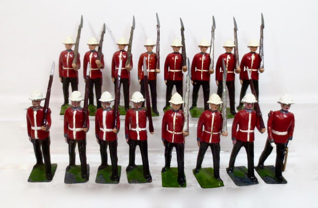 Britains From Set #1633 Princess Patricia's