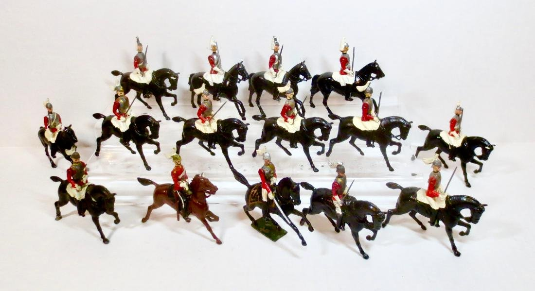 Britains Mounted Lifeguard Assortment