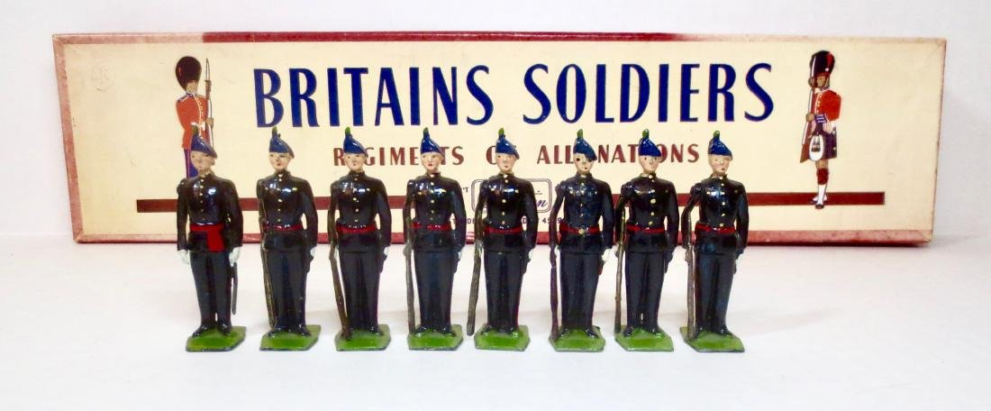 Britains Set #2090 Royal Irish Fusiliers