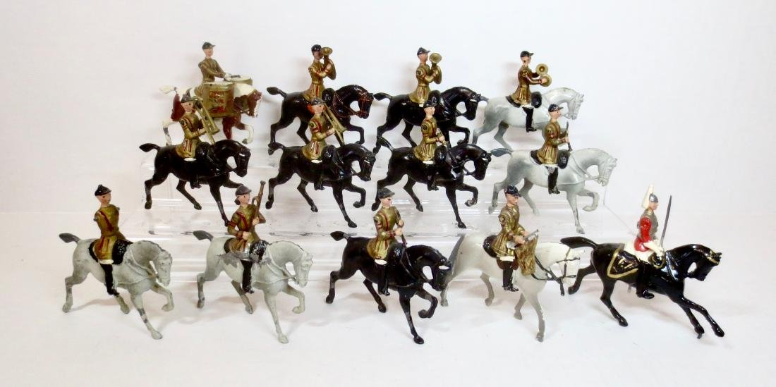 Britains Set #101 Band of the Life Guards