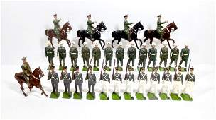 Britains Large Assortment US Troops