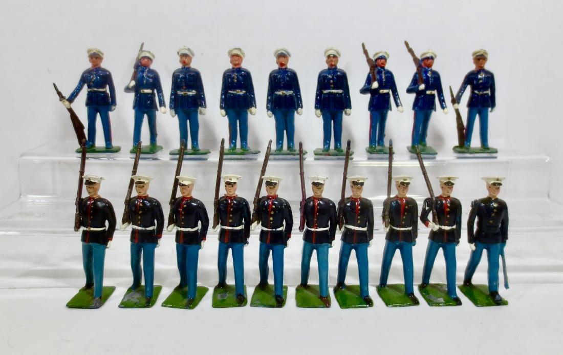 Britains & Crescent U.S. Marine Assortment