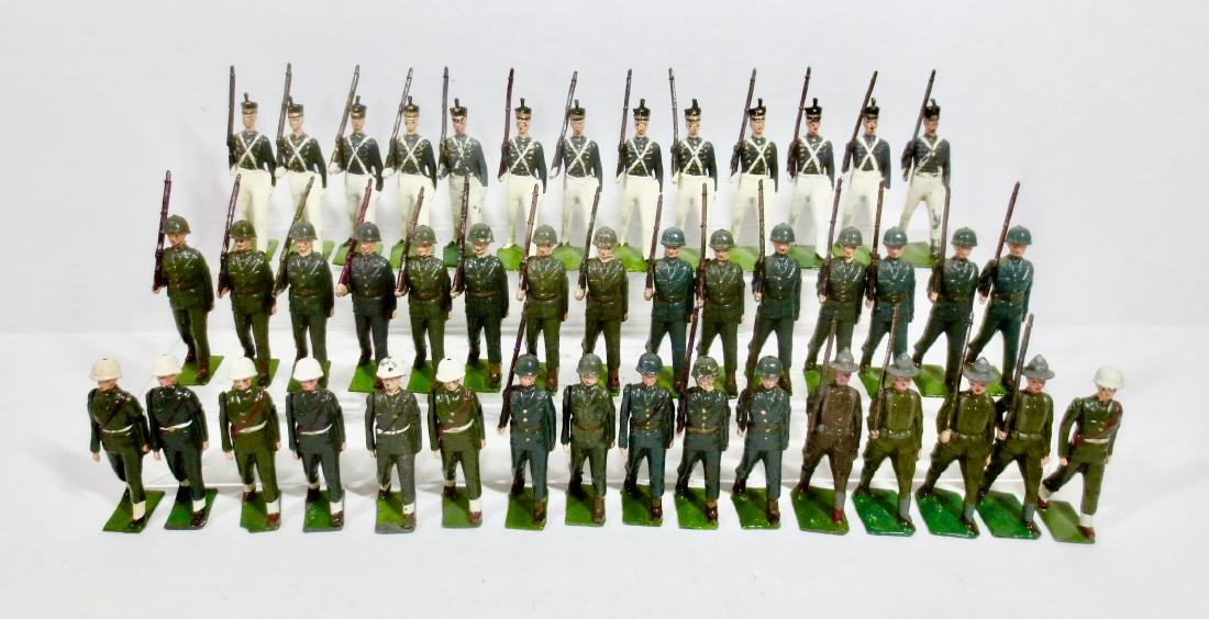 Britains Extra Large Assortment U.S. Troops