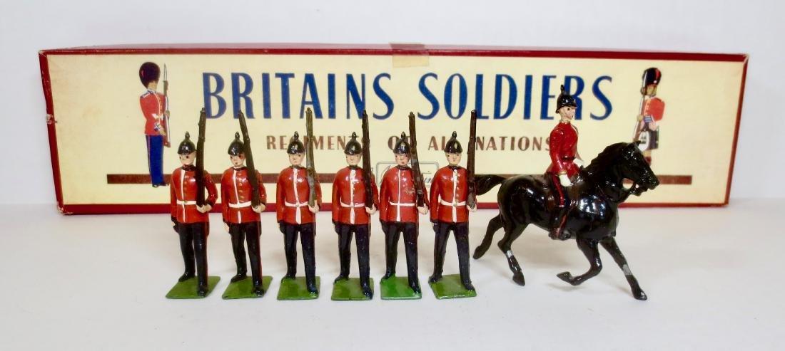 Britains Set #36 The Royal Sussex Regiment