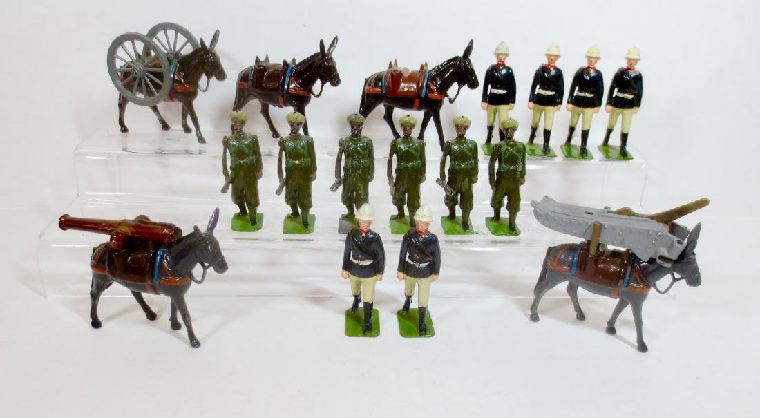 Britains Assortment from Sets #28 & #1893