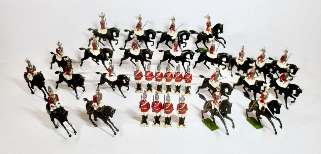 Britains Large Life Guard Assortment