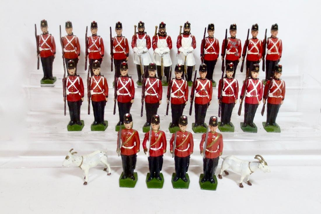 Britains Large Fort Henry Guards Assortment
