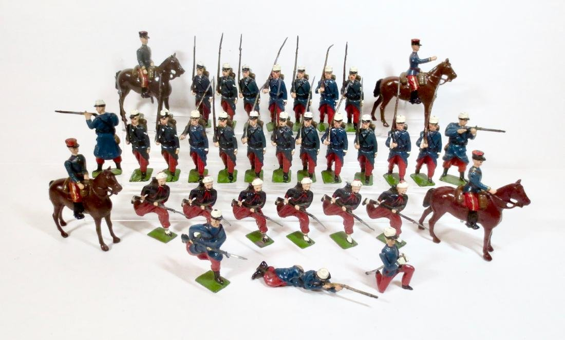 Britains French Foreign Legion & Zouave