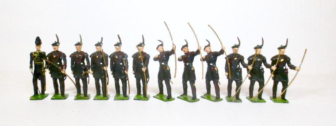 Britains Set #2079 Royal Company Of Archers