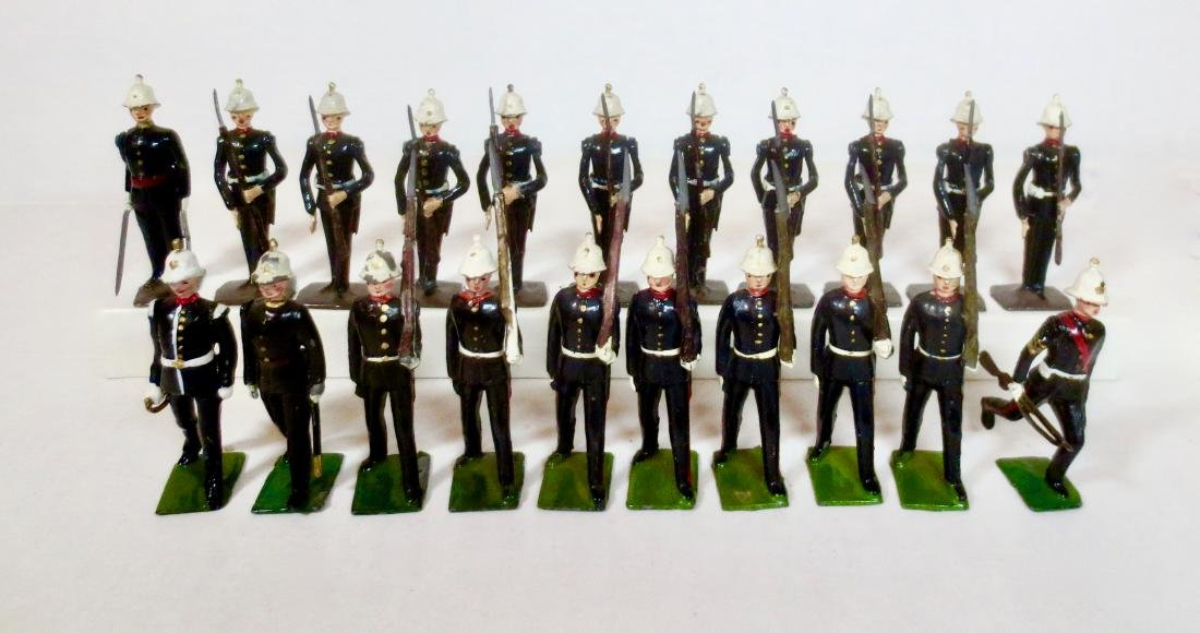 Britains Royal Marines Assortment