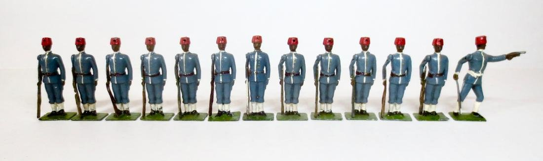 Britains From Set #117 Egyptian Infantry