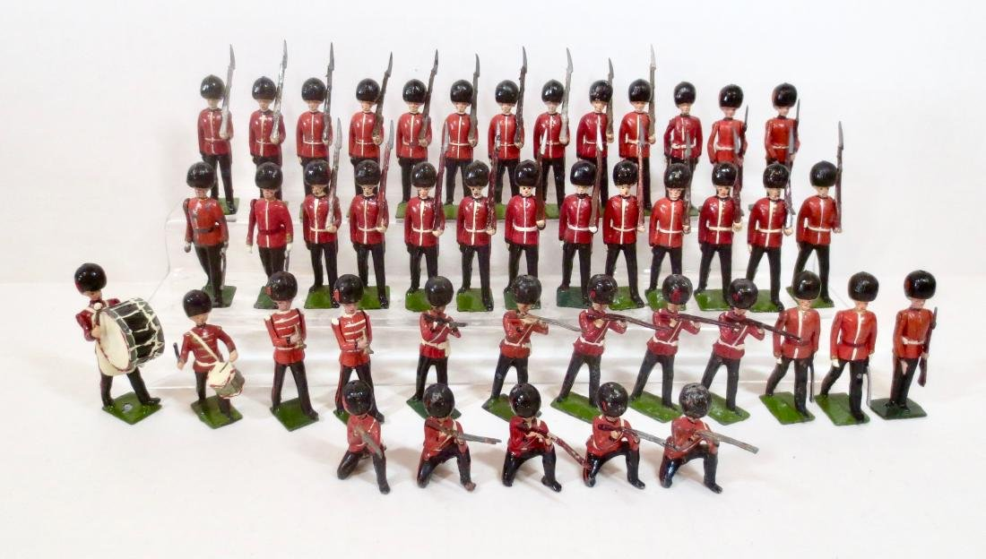 Britains Large Coldstream Guard Assortment
