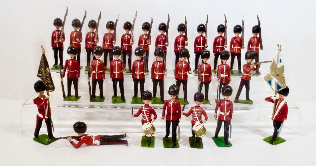 Britains Large Scots Guards Assortment