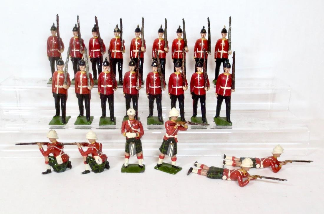 Britains From Sets #76 and #89