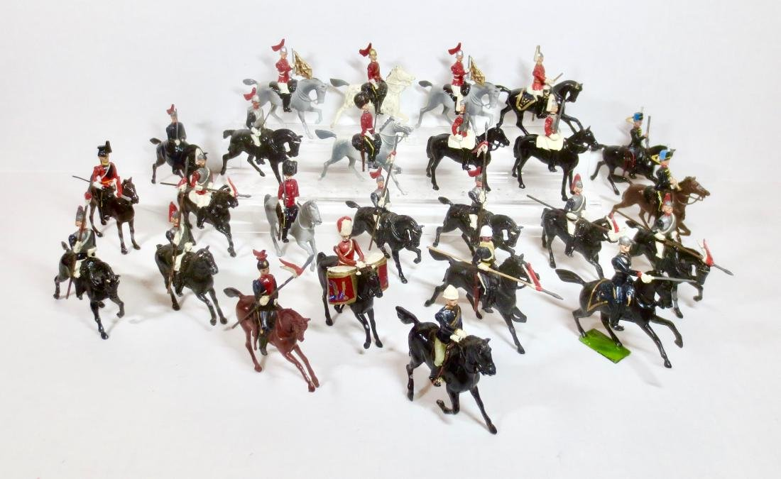 Britains Mounted Troops Assortment