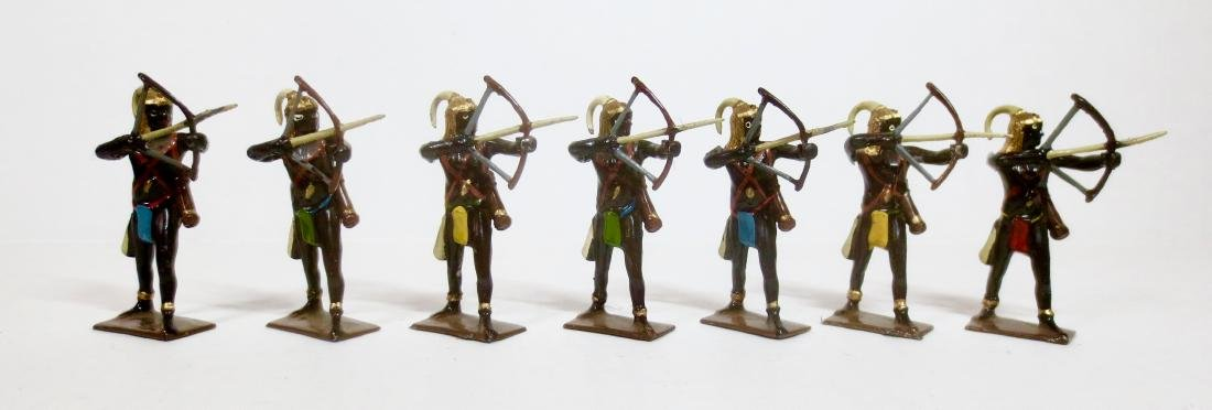 Britains From Set #202 Togoland Warriors
