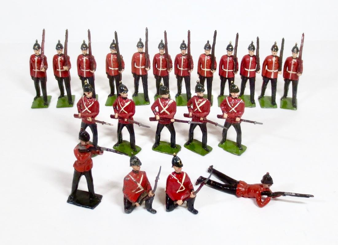 Britains Infantry of the Line Assortment
