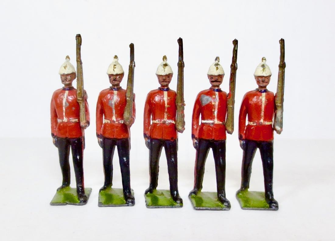 Britains Depose From Set #36 Sussex Regiment