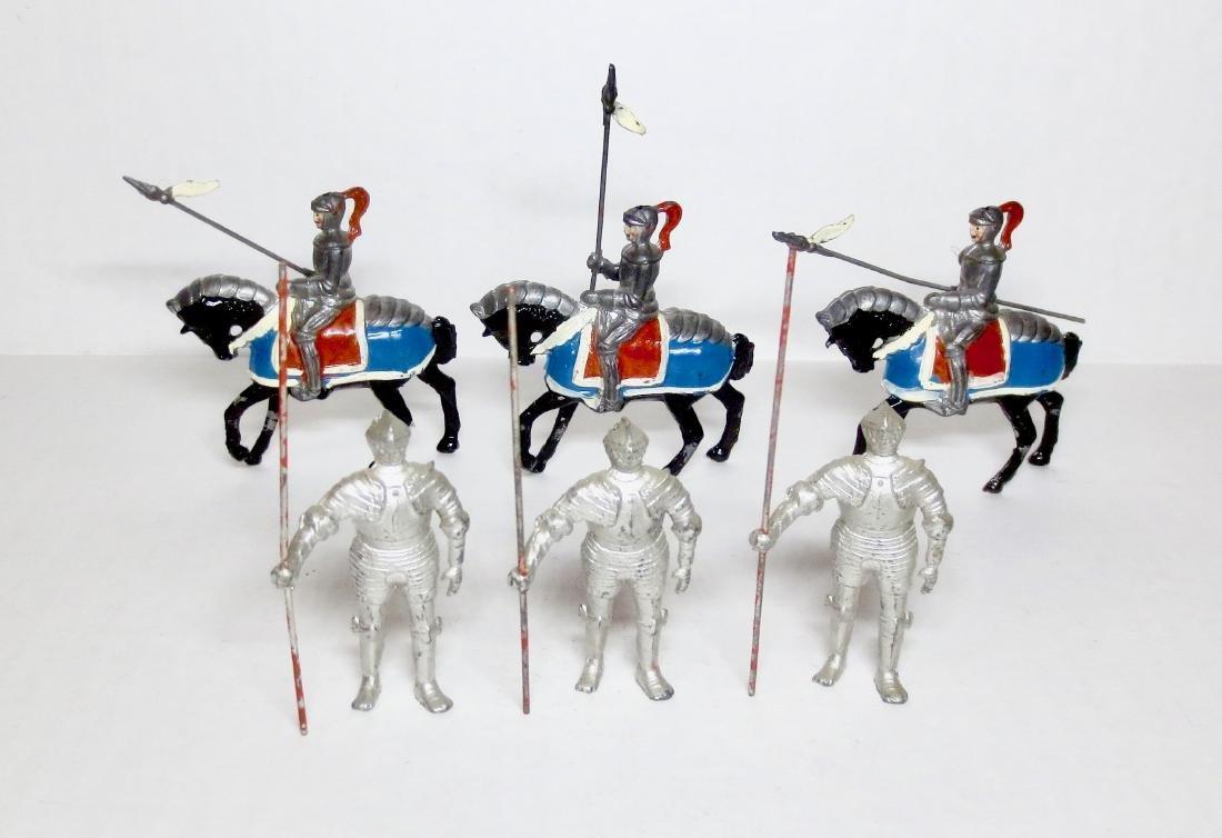 Johillco & Britains Medieval Knights Assortment