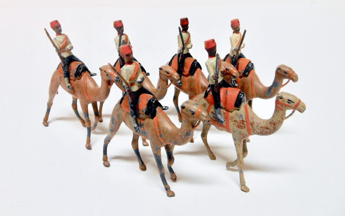 Britains Set #48 Egyptian Camel Corps
