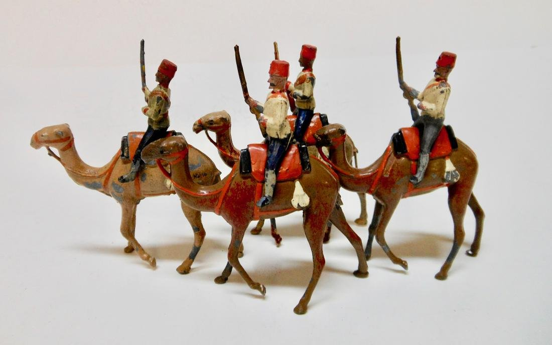 Britains From Set #48 Egyptian Camel Corps