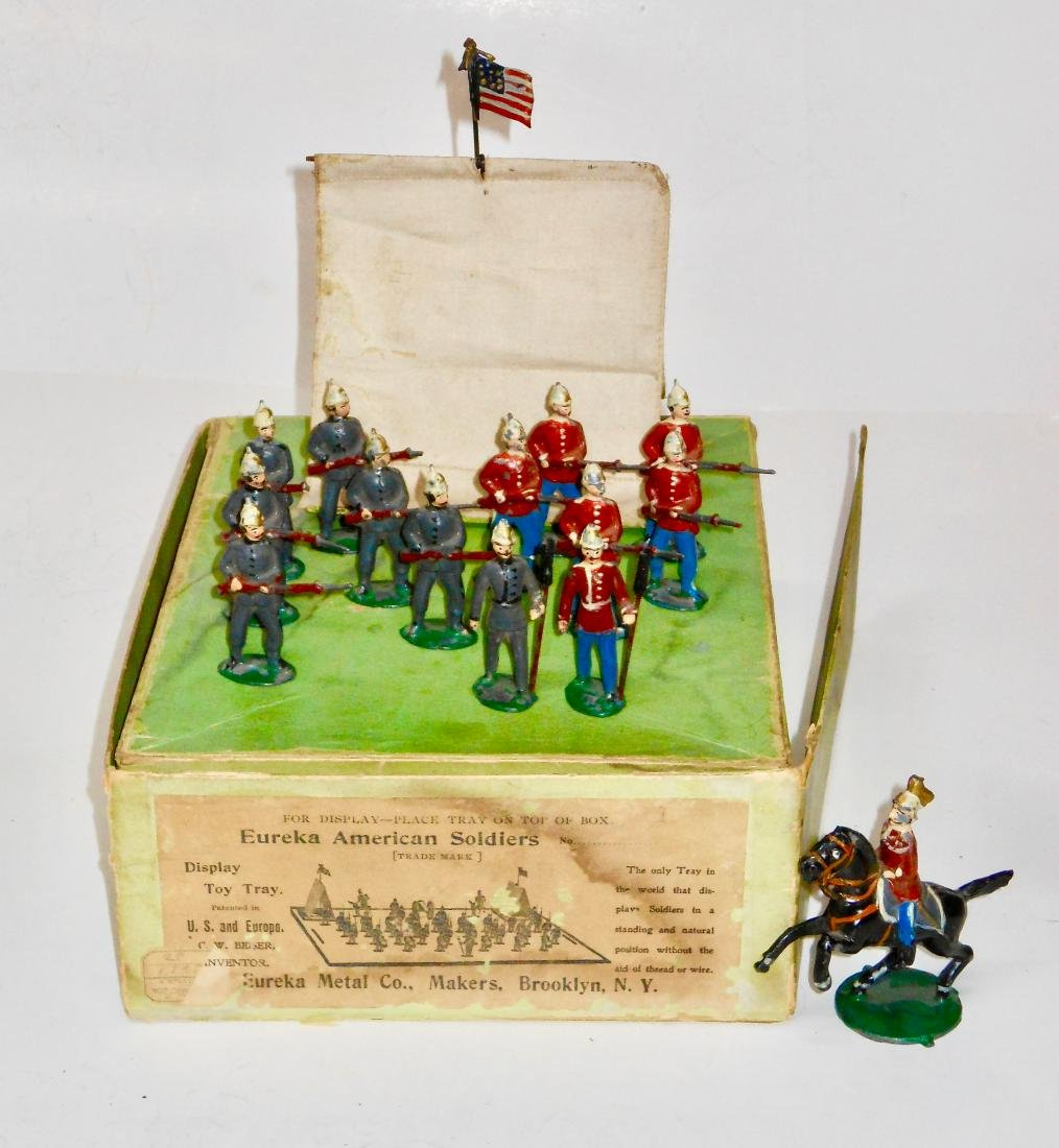 Eureka/Beiser Foreign and US Army set