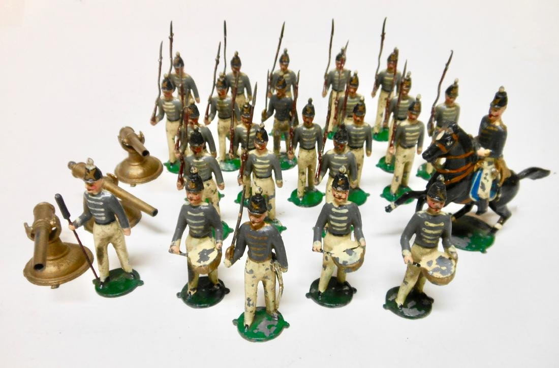 Beiser/Eureka RARE 3inch WEST POINT CADETS