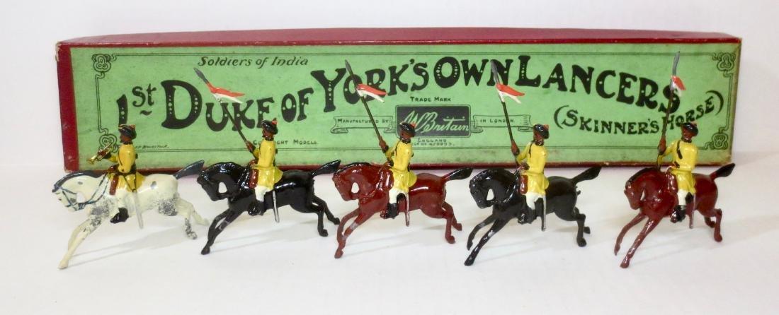 Britains Set #271 1st Duke of York's Own Lancers