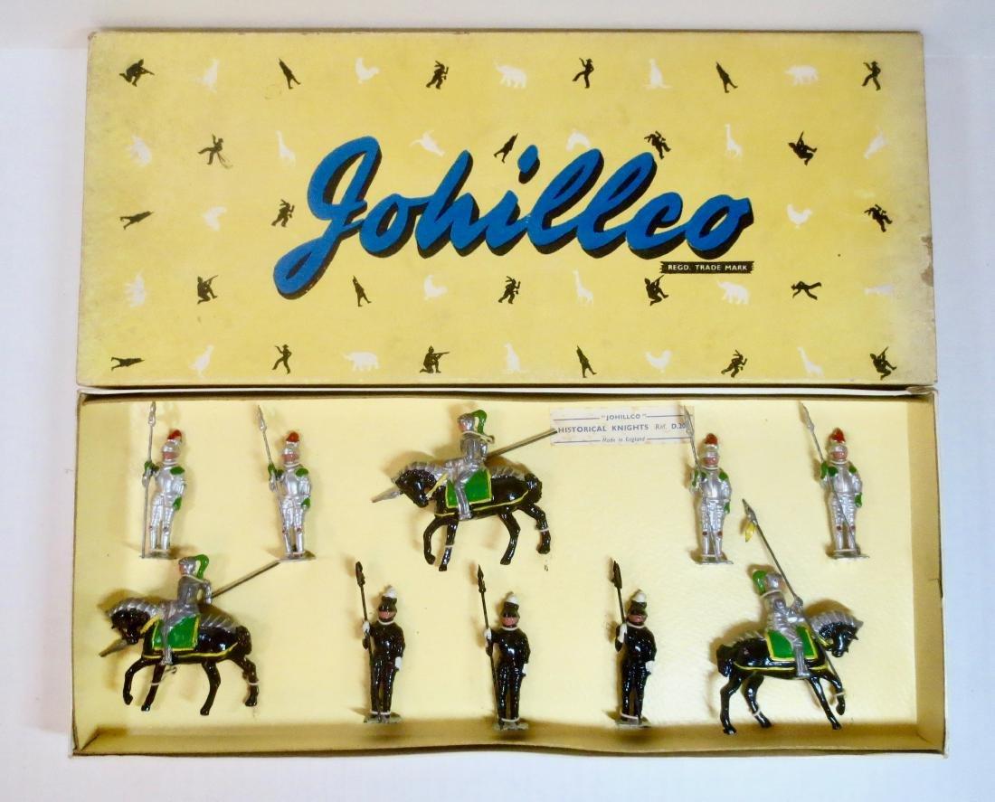 Johillco Set D.203 Historical Knights