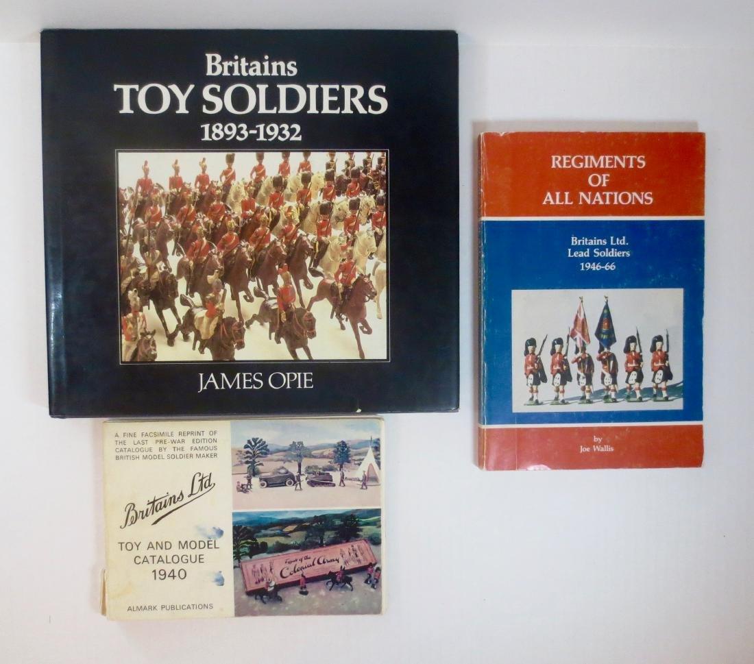 Britains Books and 1940 Catalog