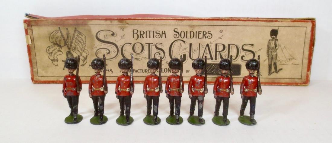 Britains Rare Set #75 Scots Guards