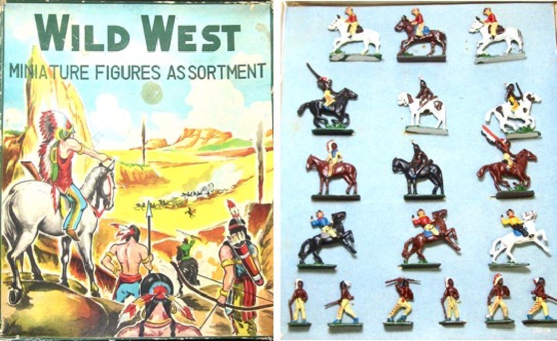 AHI Rare Wild West Boxed Set