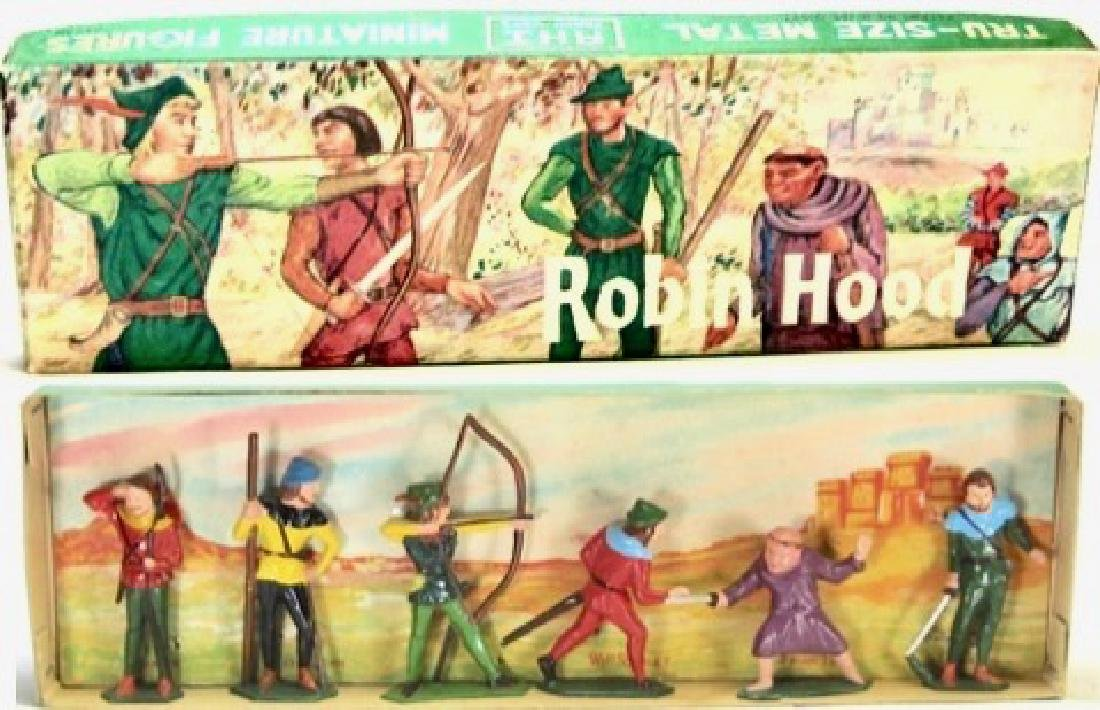 AHI Robin Hood Boxed Set