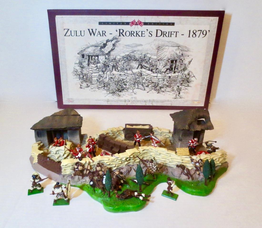 Britains Set Rorke's Drift 1879 Set