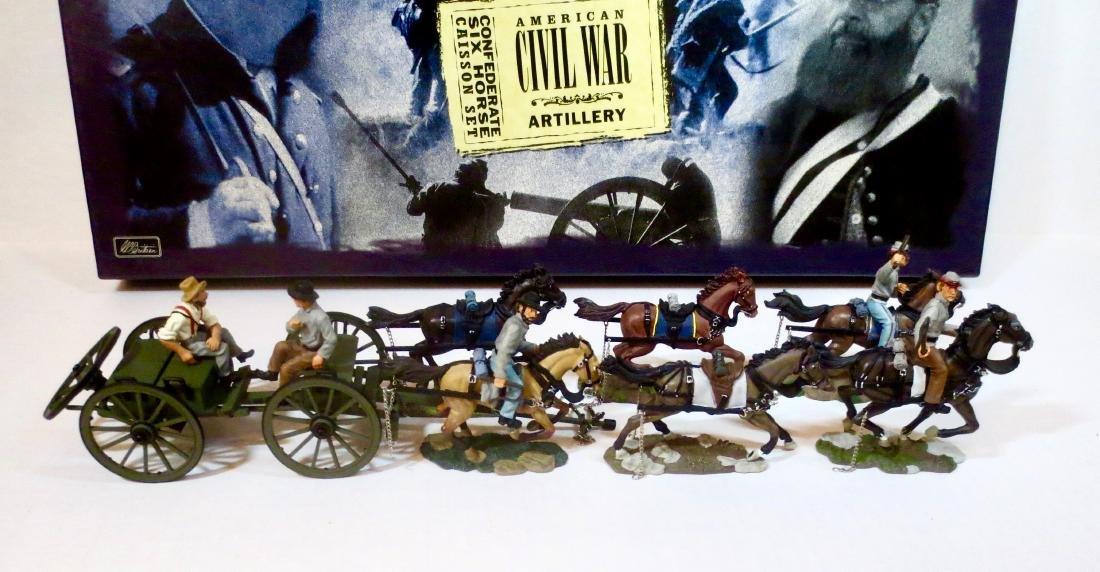 Britains Set #17433 Confederate Six Horse
