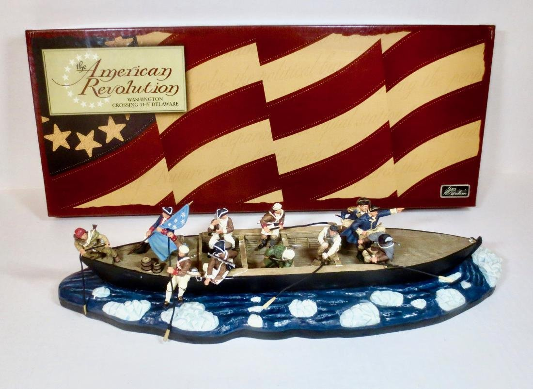 Britains Set #17229 Washington Crossing