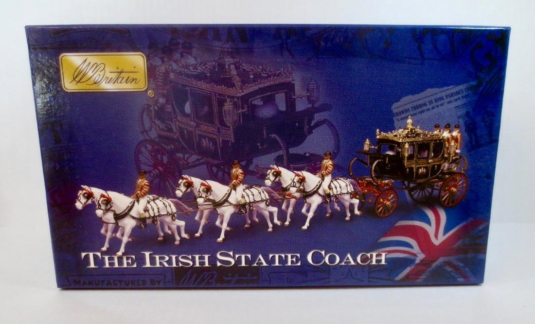 Britains #00254 The Irish State Coach