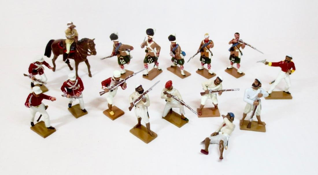 Britains Indian Mutiny Assortment