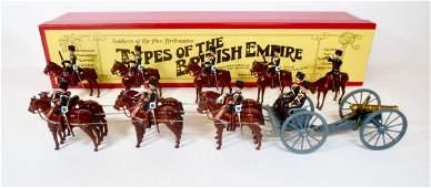 Hocker Set 39 Royal Horse Artillery