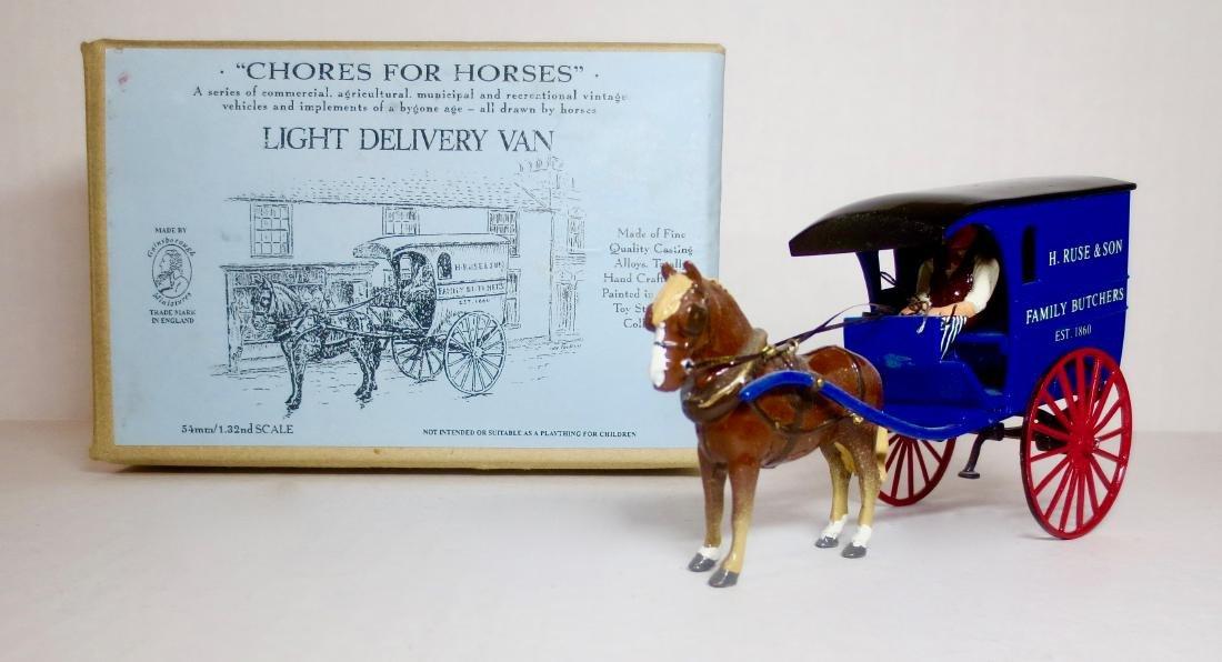 """Gainsborough Miniatures """"Chores For Horses"""""""