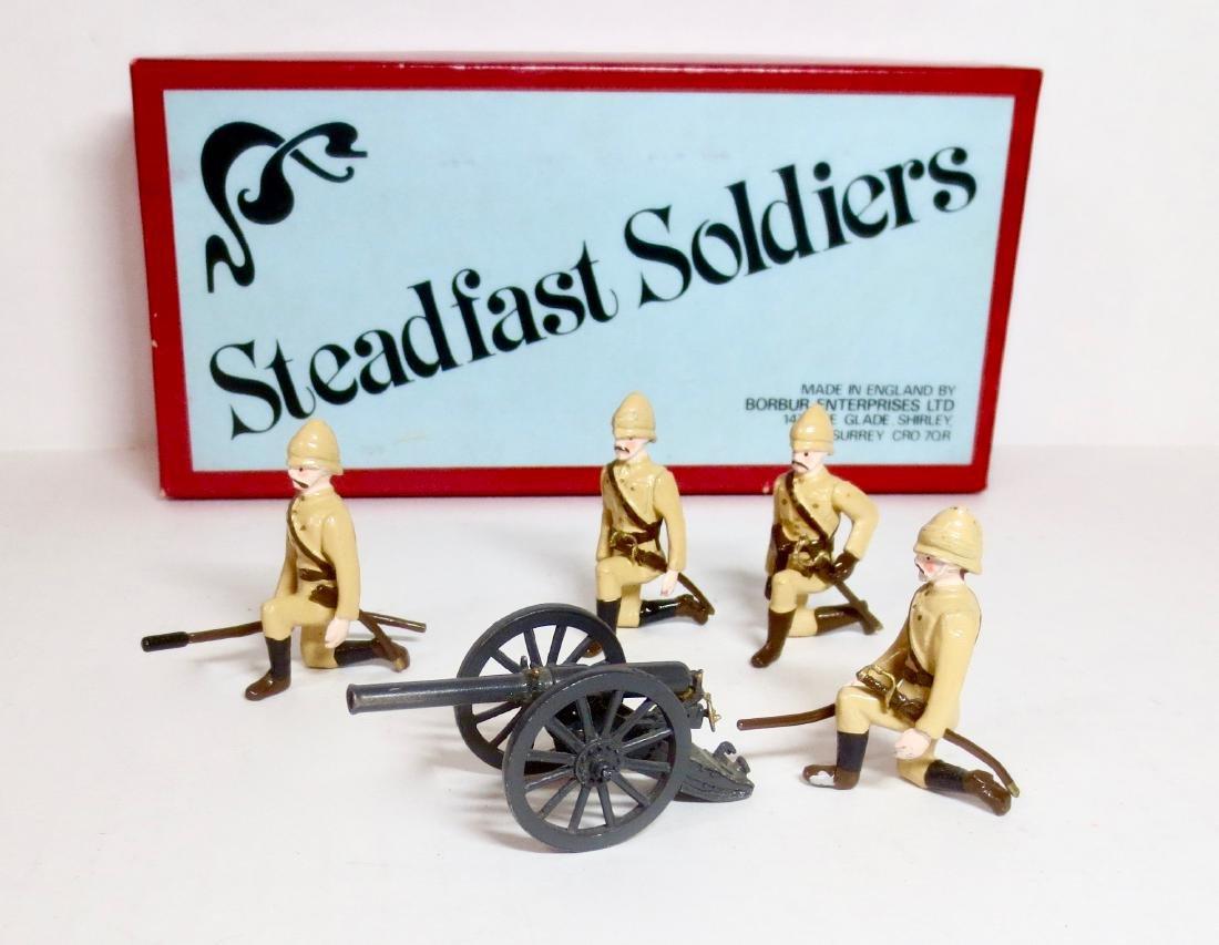 Steadfast SF479 & SF48 Screw Gun & Crew